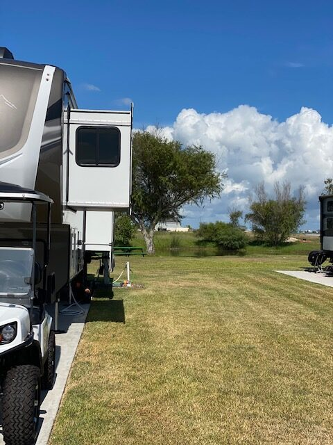 RV Park Coastal Breeze Rockport